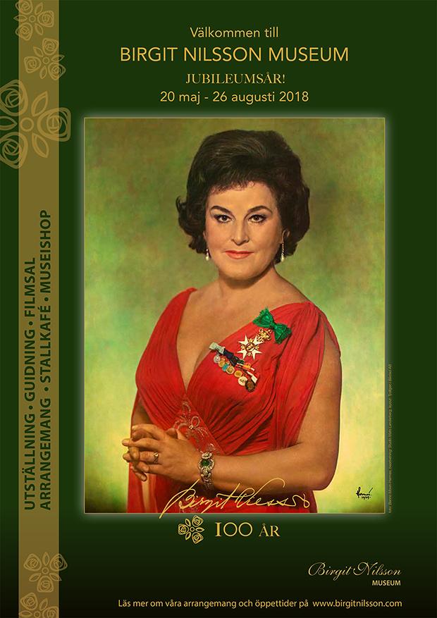 Birgit Nillson poster